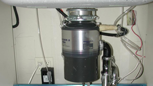 we do garbage disposal repair work